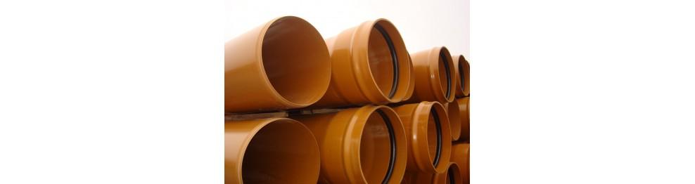 Tubo PVC Teja