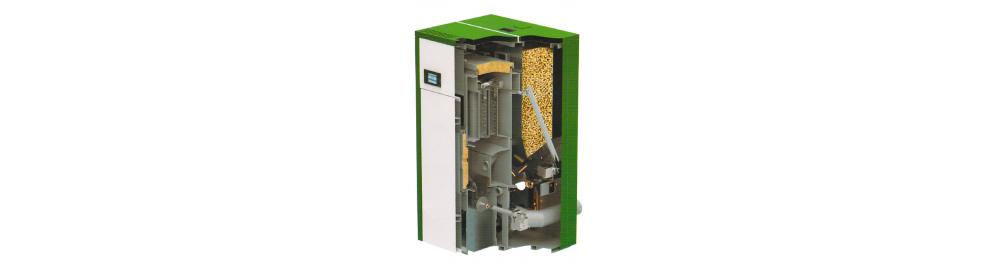 Pellets boilers