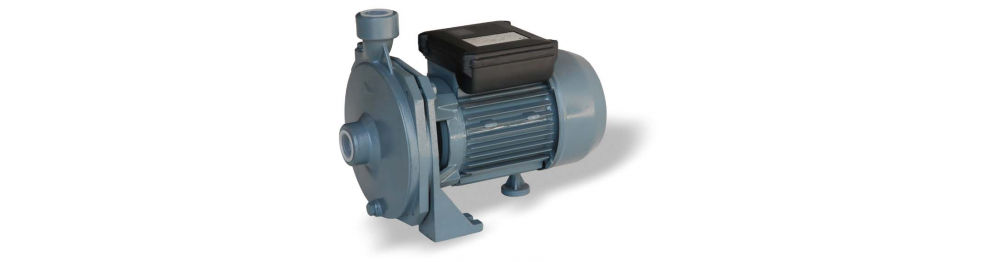 Surface industrial horizontal pumps