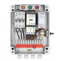 Electrical panels for water pumps