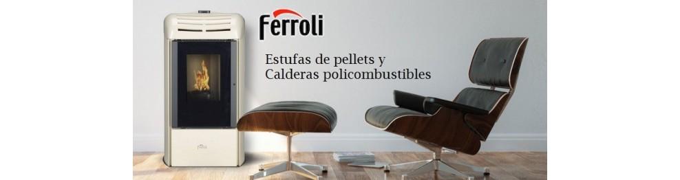 Biomass boilers FERROLI